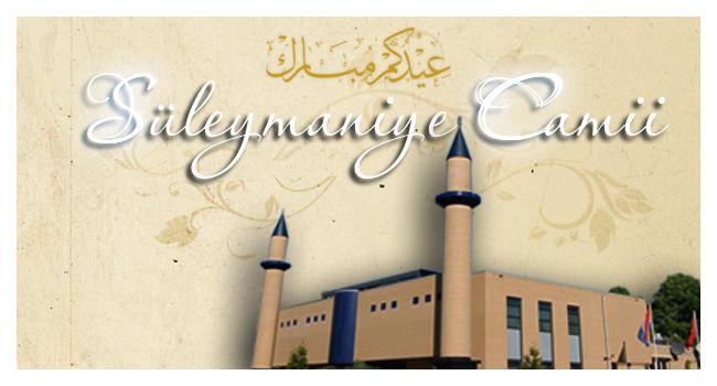 Suleymaniye Moskee Logo